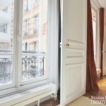 George VMarbeuf – Parquet, moulures et calme – 75008 Paris (1)