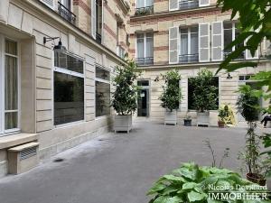 George VMarbeuf – Parquet, moulures et calme – 75008 Paris (9)