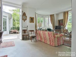 MadridBois de Boulogne – Hôtel particulier avec jardin dans une voie privée – 92200 Neuilly sur Seine (1)