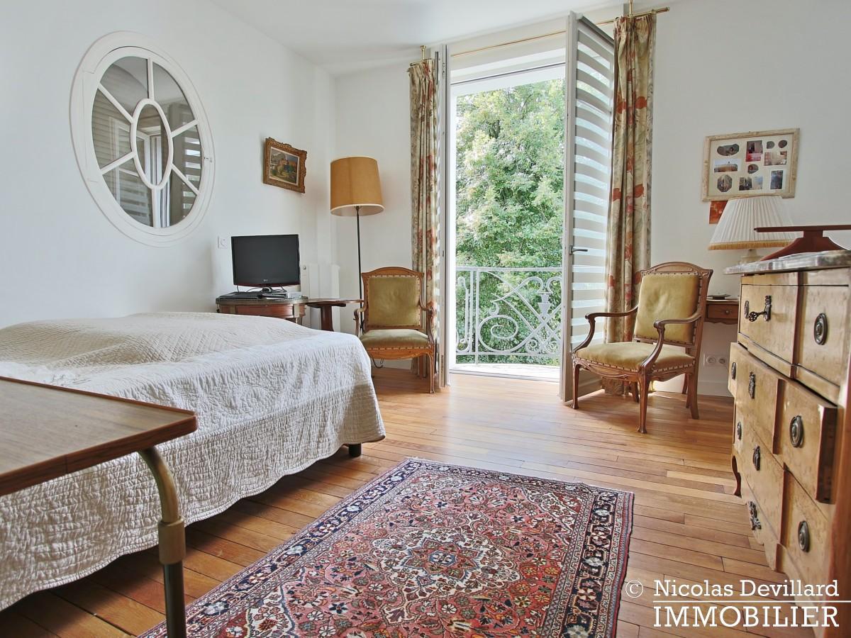 MadridBois de Boulogne – Hôtel particulier avec jardin dans une voie privée – 92200 Neuilly sur Seine (18)