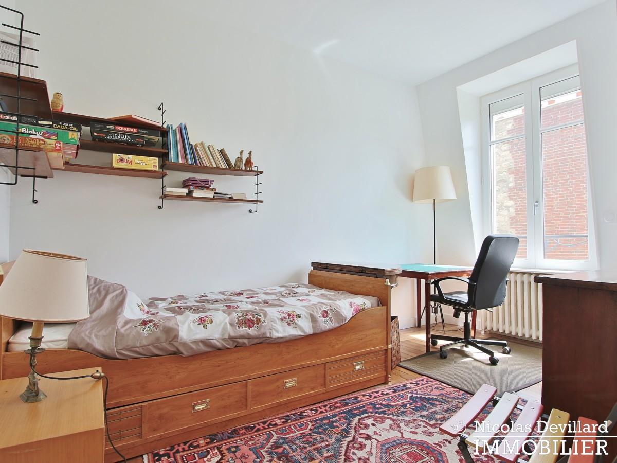 MadridBois de Boulogne – Hôtel particulier avec jardin dans une voie privée – 92200 Neuilly sur Seine (20)