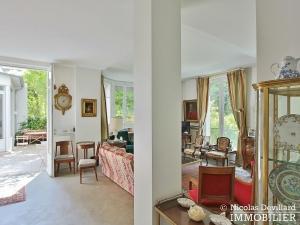 MadridBois de Boulogne – Hôtel particulier avec jardin dans une voie privée – 92200 Neuilly sur Seine (28)