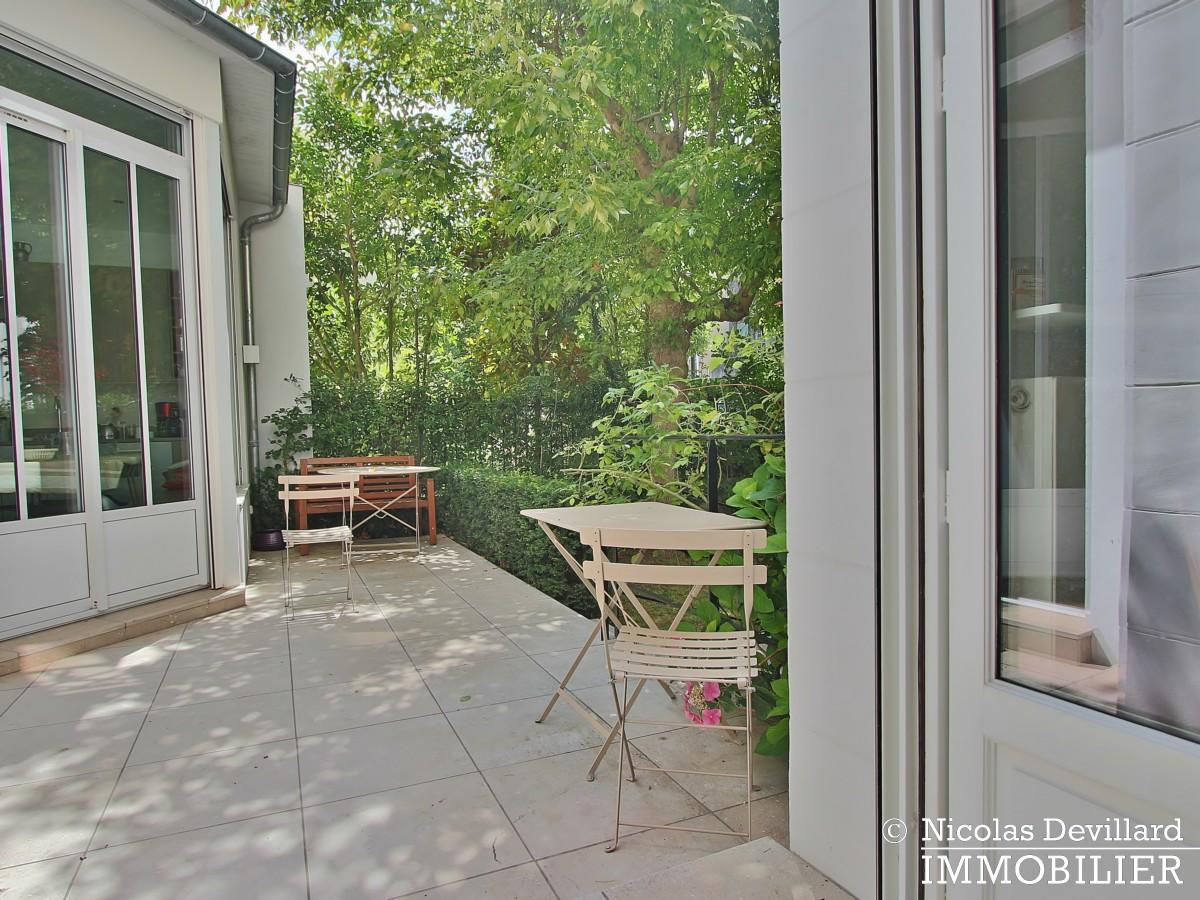 MadridBois de Boulogne – Hôtel particulier avec jardin dans une voie privée – 92200 Neuilly sur Seine (32)