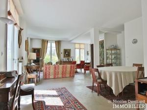 MadridBois de Boulogne – Hôtel particulier avec jardin dans une voie privée – 92200 Neuilly sur Seine (35)