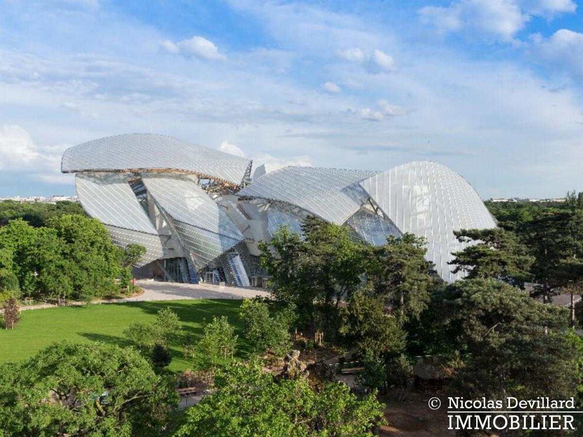 MadridBois de Boulogne – Hôtel particulier avec jardin dans une voie privée – 92200 Neuilly sur Seine (40)