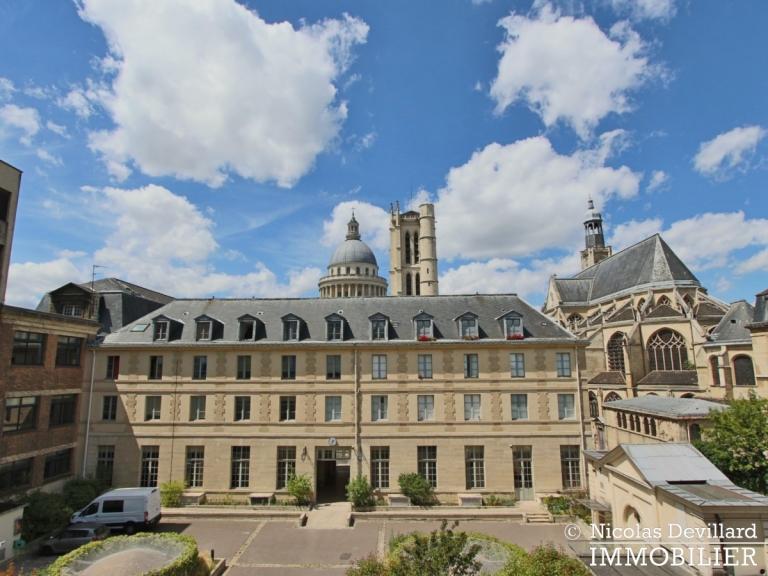 PanthéonHenri IV – Rénové, vue et soleil – 75005 Paris (2)