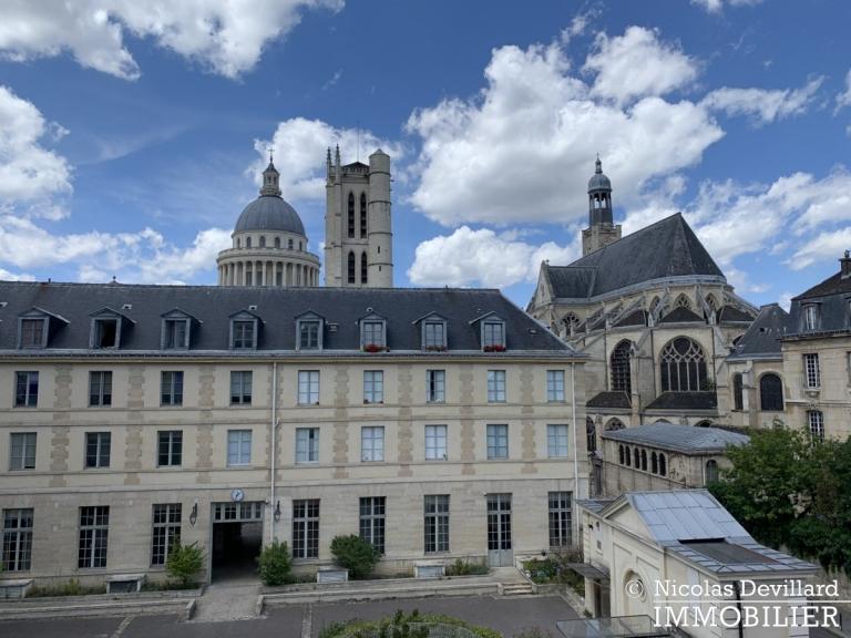 PanthéonHenri IV – Rénové, vue et soleil – 75005 Paris (21)