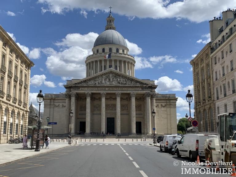 PanthéonHenri IV – Rénové, vue et soleil – 75005 Paris (23)