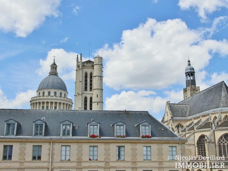 PanthéonHenri IV – Rénové, vue et soleil – 75005 Paris (3)