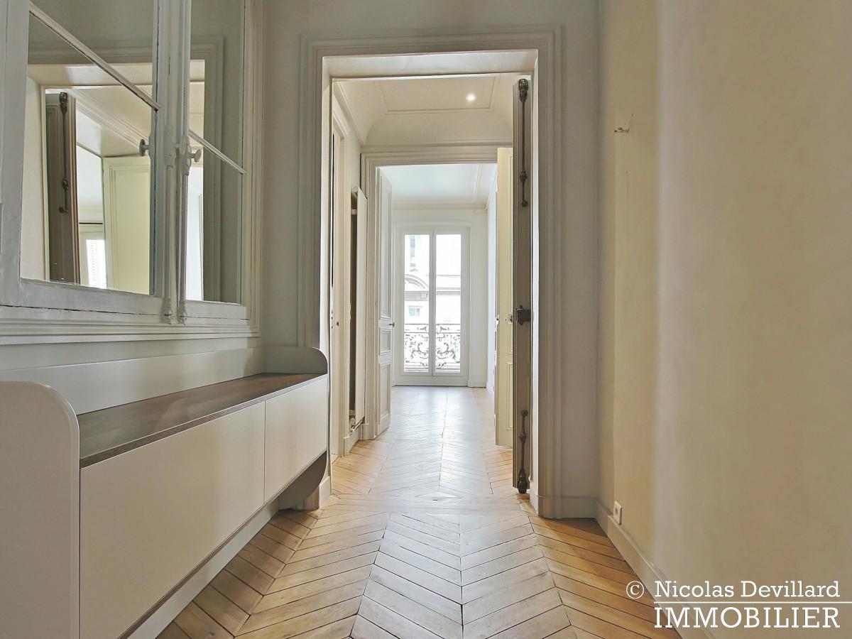 Parc MonceauTernes – Grand classique superbement rénové – 75008 Paris (21)