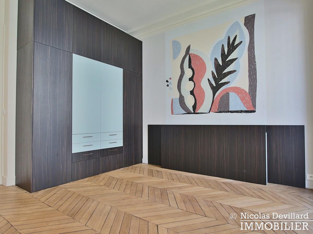 Parc MonceauTernes – Grand classique superbement rénové – 75008 Paris (24)
