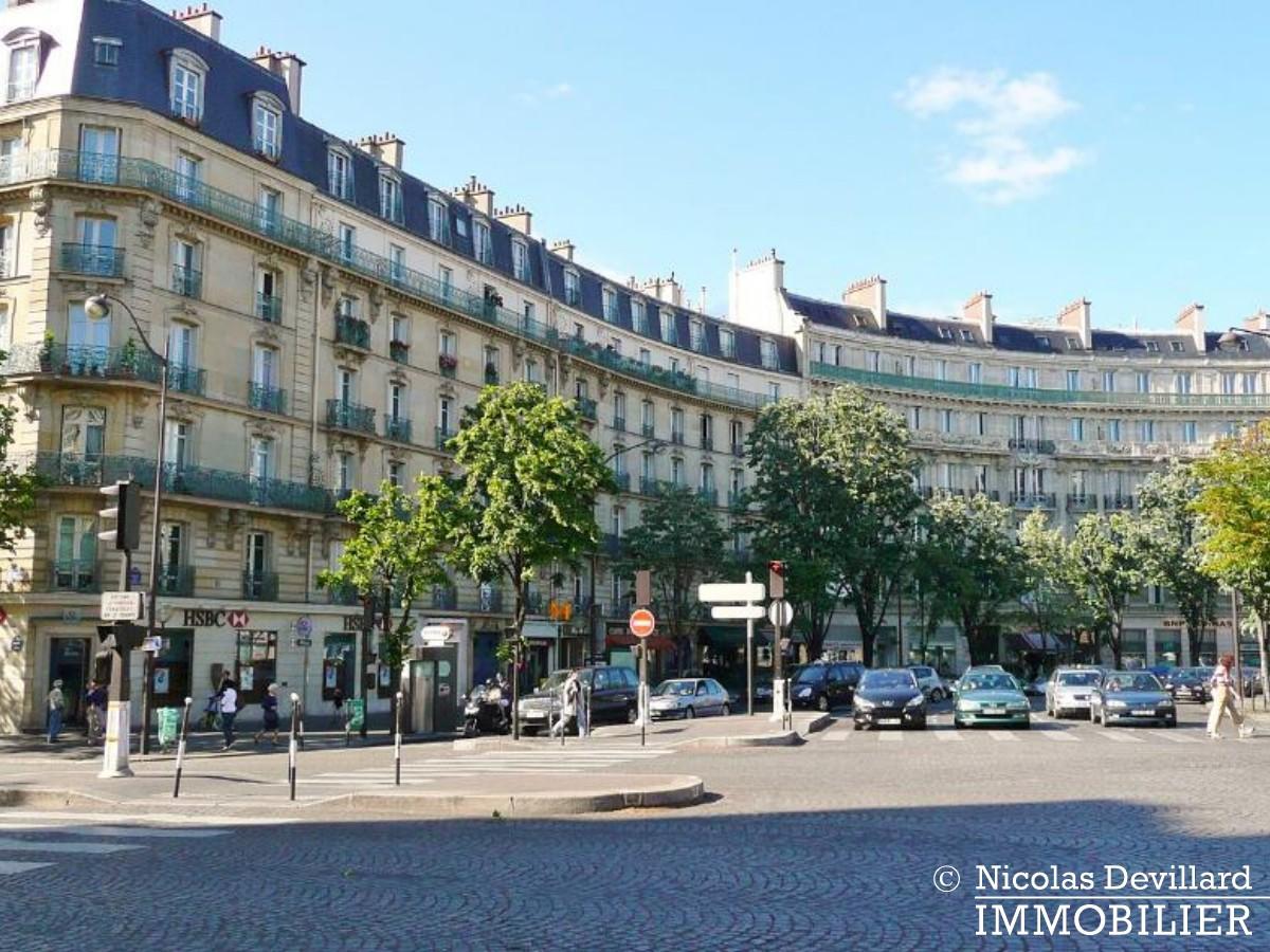 Parc MonceauTernes – Grand classique superbement rénové – 75008 Paris (42)