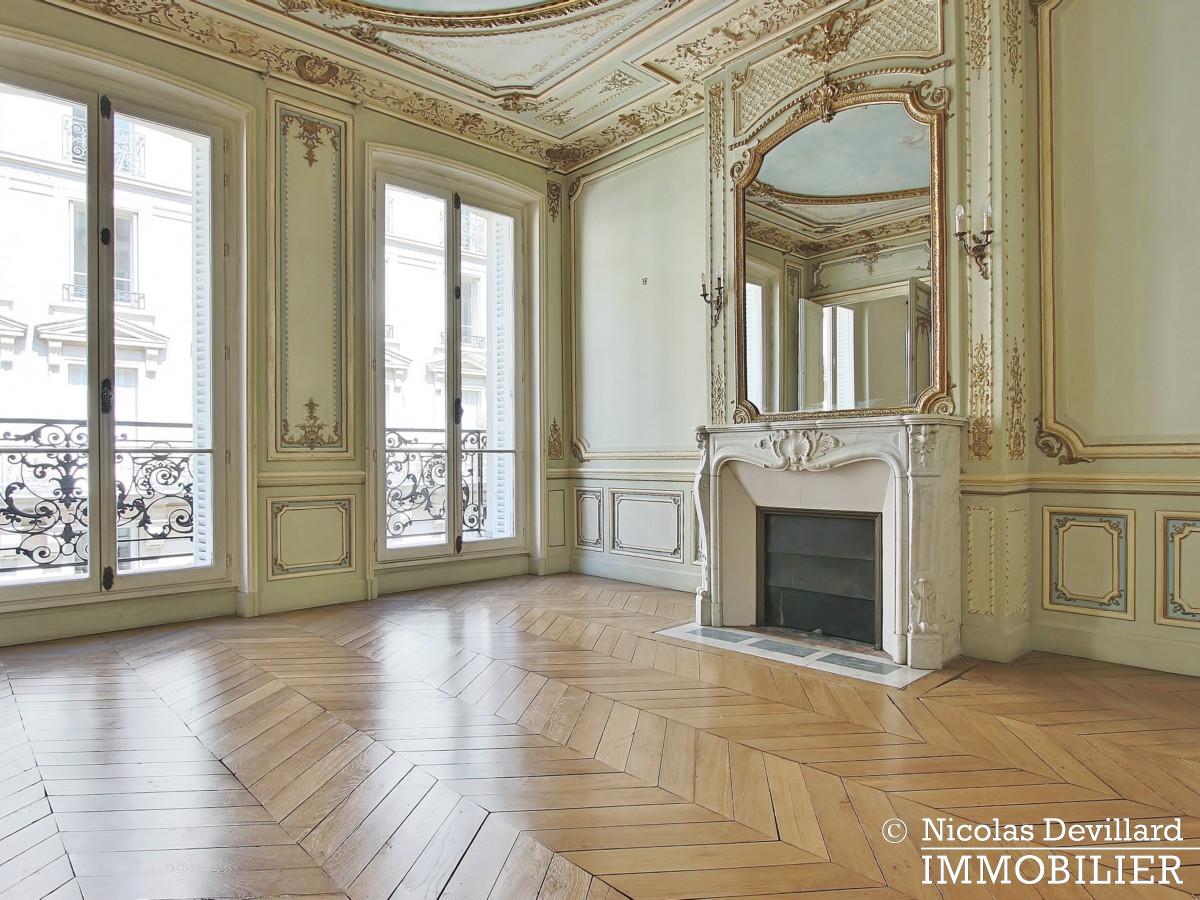 Parc MonceauTernes – Grand classique superbement rénové – 75008 Paris (6)