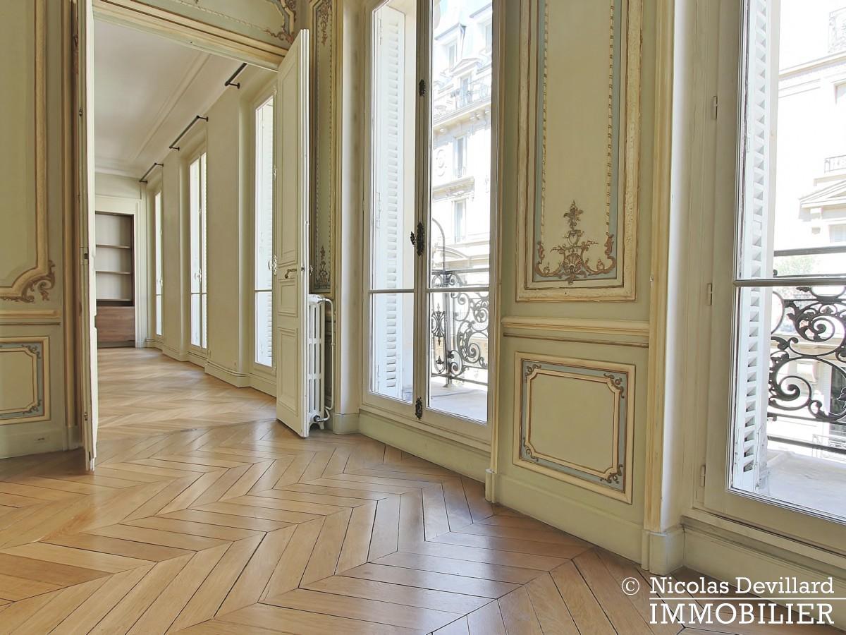 Parc MonceauTernes – Grand classique superbement rénové – 75008 Paris (9)