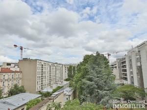 Pont de NeuillyBois – Grand salon au calme, parking et proche de tout – 92200 Neuilly sur Seine (6)