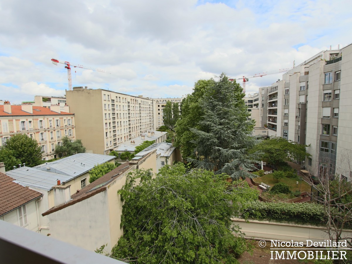 Pont de NeuillyBois – Grand salon au calme, parking et proche de tout – 92200 Neuilly sur Seine (7)