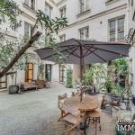 Village Montorgueil – Grand salon au calme – 75001 Paris (4)