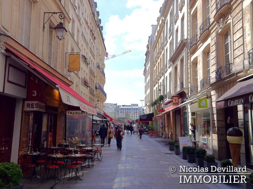 Village Montorgueil – Lumière, parquet et calme – 75001 Paris (19)