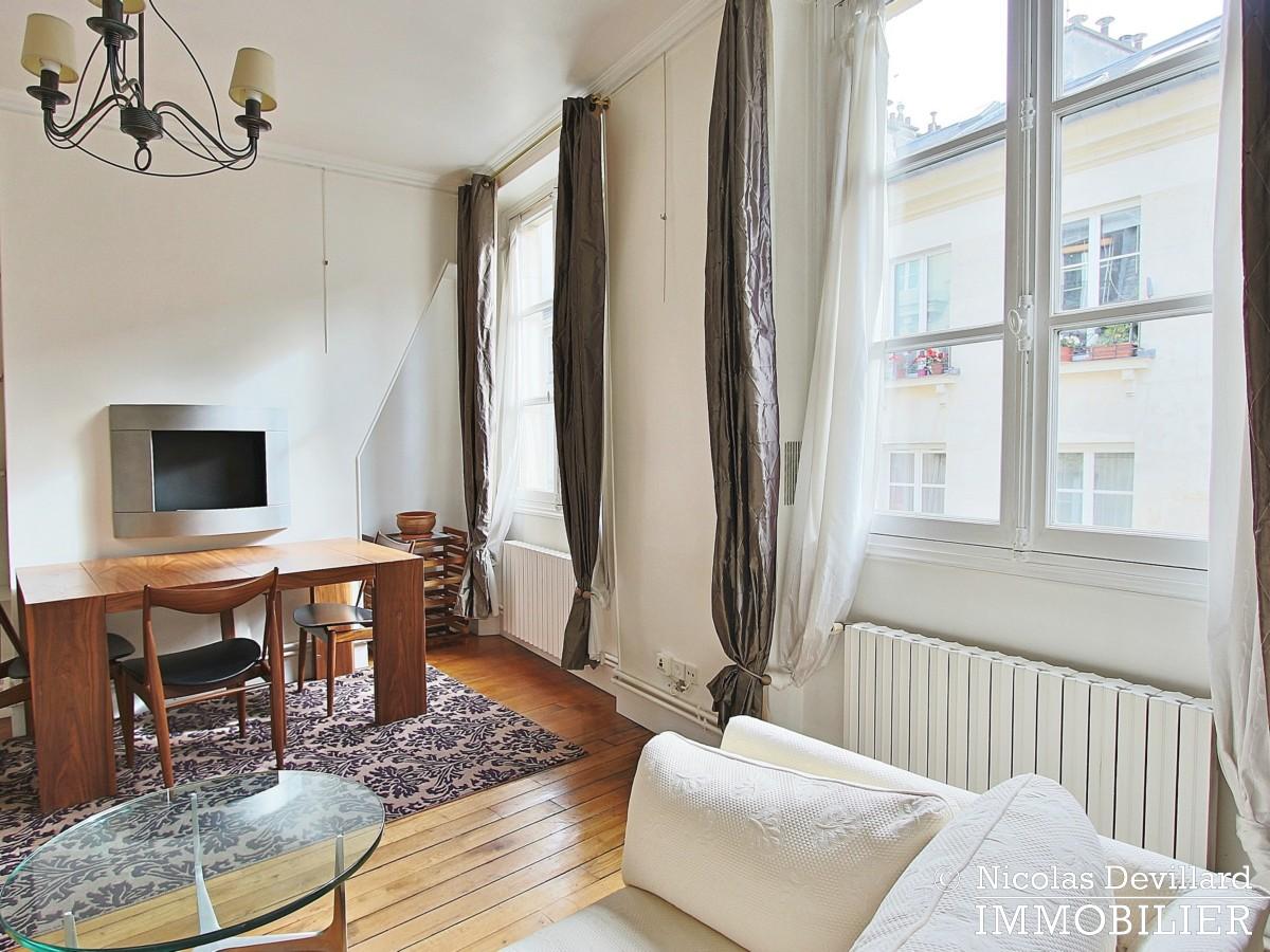 Village Montorgueil – Lumière, parquet et calme – 75001 Paris (32)