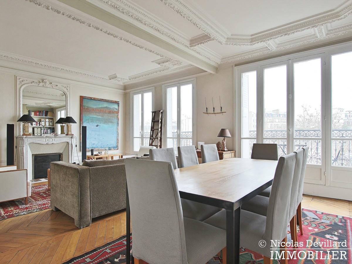 Village d'Auteuil – Superbe classique parisien avec vue – 75016 Paris (29)
