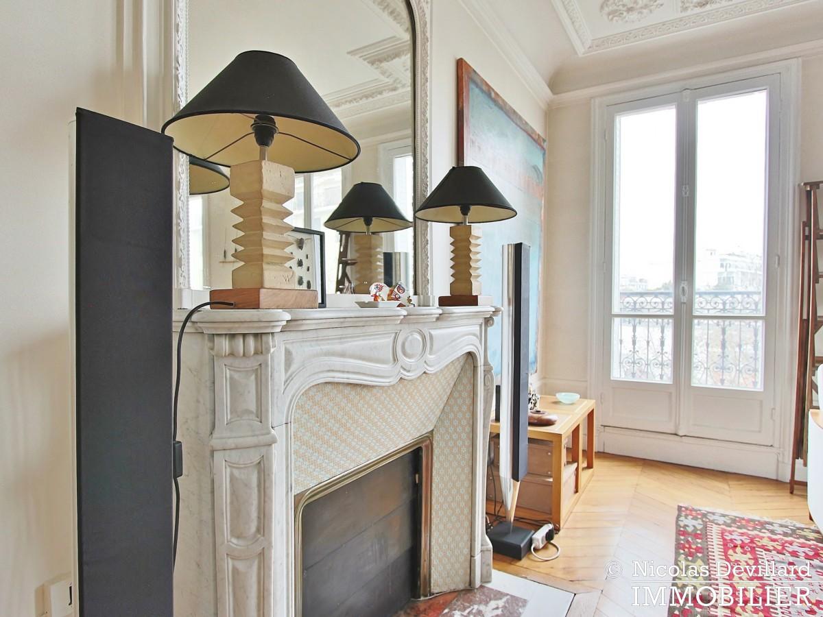 Village d'Auteuil – Superbe classique parisien avec vue – 75016 Paris (34)
