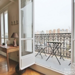 Village d'Auteuil – Superbe classique parisien avec vue – 75016 Paris (35)