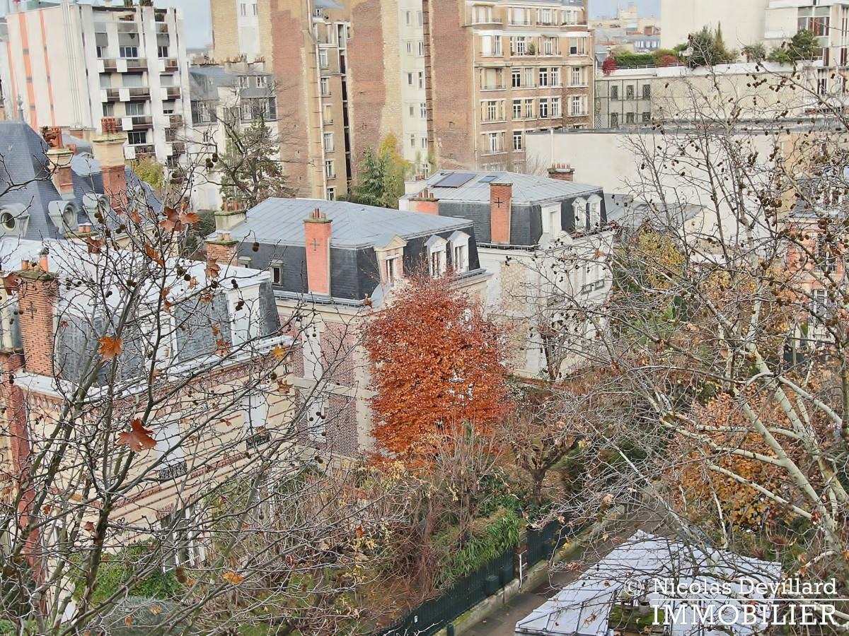 Village d'Auteuil – Superbe classique parisien avec vue – 75016 Paris (40)