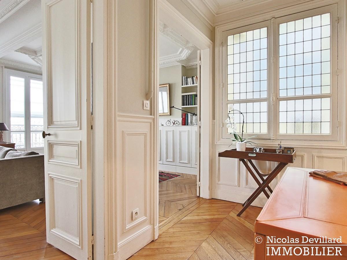 Village d'Auteuil – Superbe classique parisien avec vue – 75016 Paris (42)