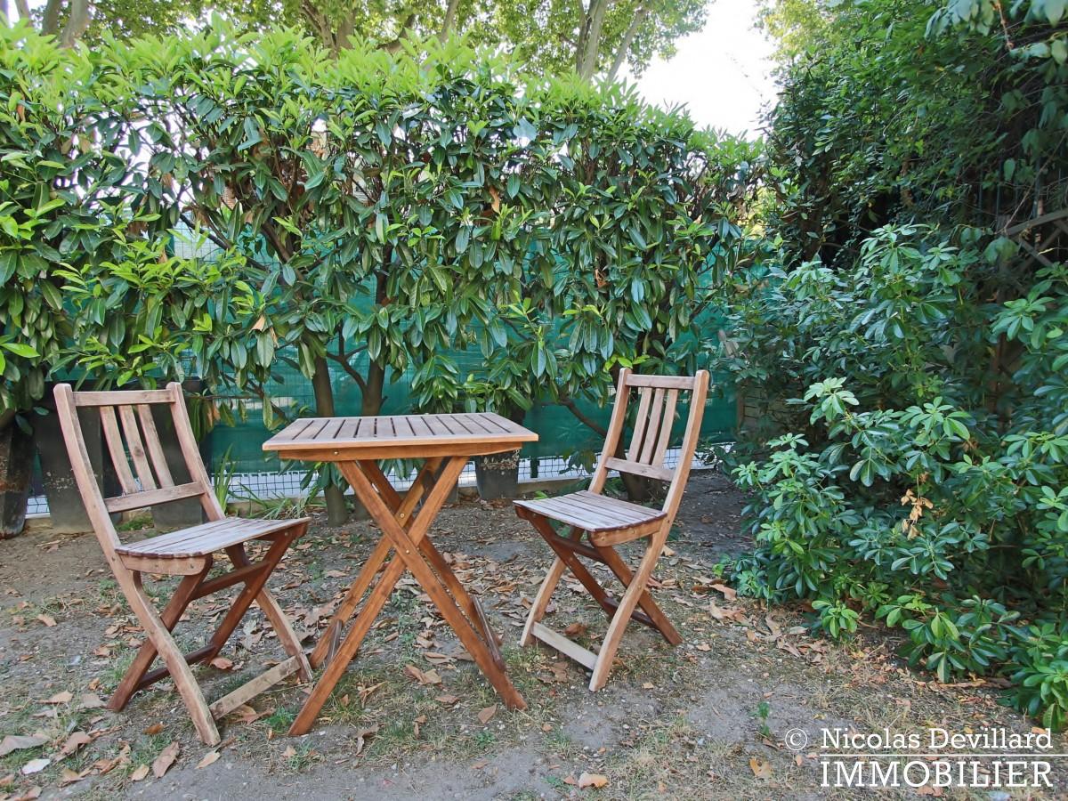 Ile de la JatteGeorges Seurat – Maison familiale avec jardin 92200 Neuilly sur Seine (1)