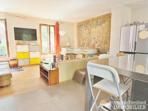 Ile de la JatteGeorges Seurat – Maison familiale avec jardin 92200 Neuilly sur Seine (16)