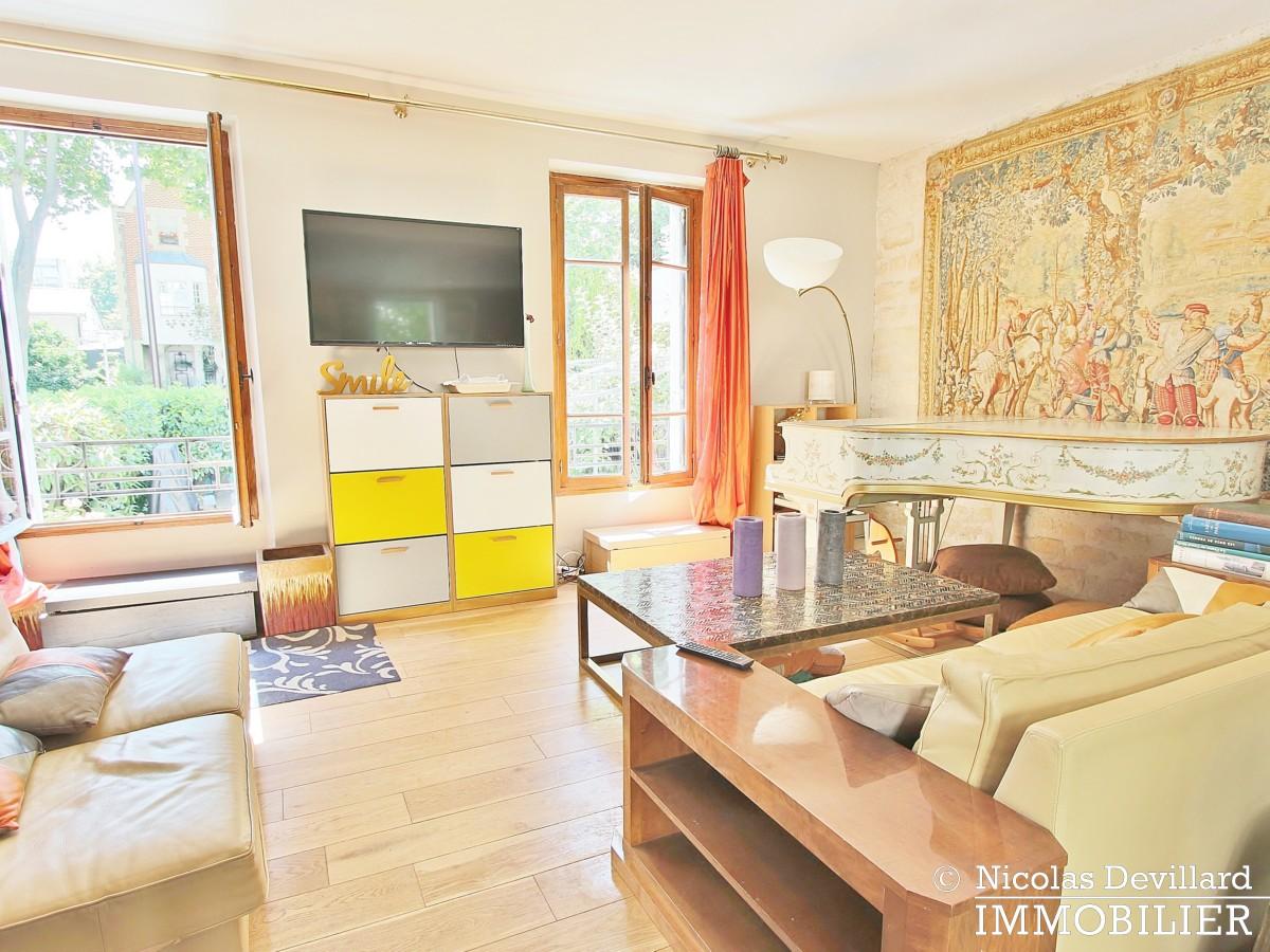 Ile de la JatteGeorges Seurat – Maison familiale avec jardin 92200 Neuilly sur Seine (17)