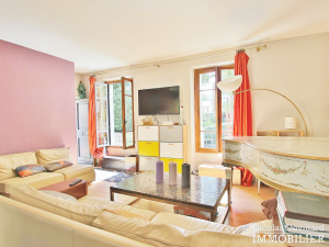 Ile de la JatteGeorges Seurat – Maison familiale avec jardin 92200 Neuilly sur Seine (19)