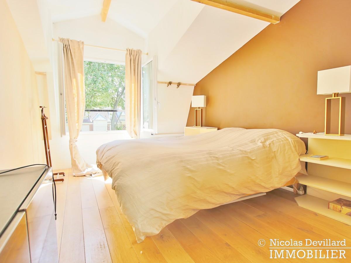 Ile de la JatteGeorges Seurat – Maison familiale avec jardin 92200 Neuilly sur Seine (2)