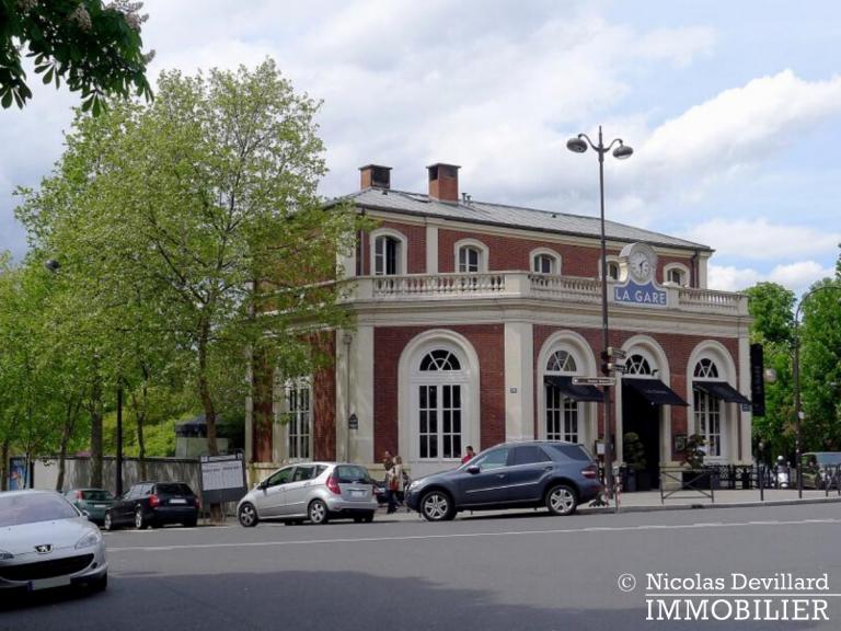 Village de Passy – Grand salon, charme et beaux volumes – 75016 Paris (20)