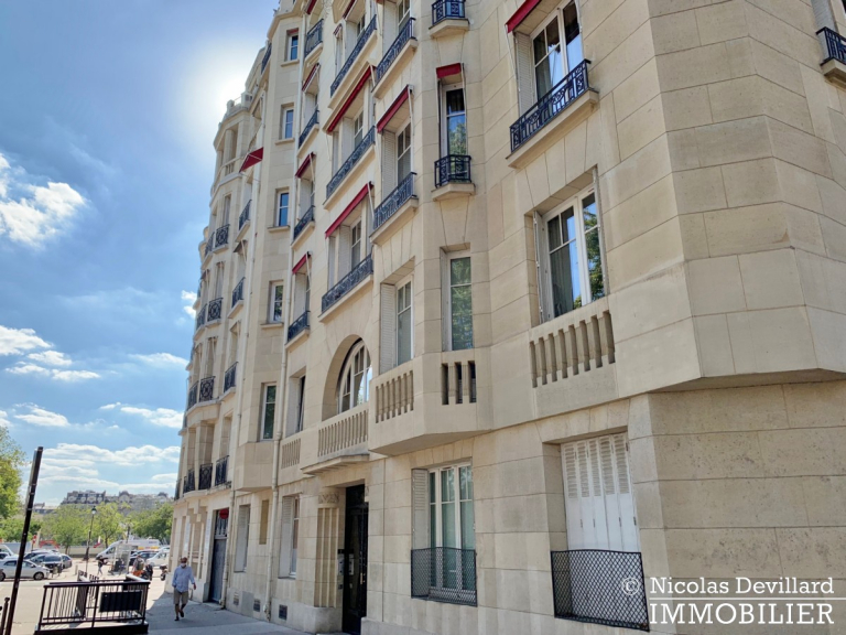 Ecole MilitaireChamp de Mars – Volumes, parquet et cheminée – 75007 Paris (4)