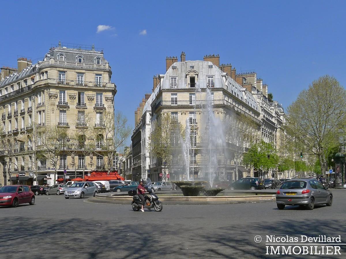 KléberVictor Hugo – Classique parisien familial en étage élevé – 75116 Paris (1)