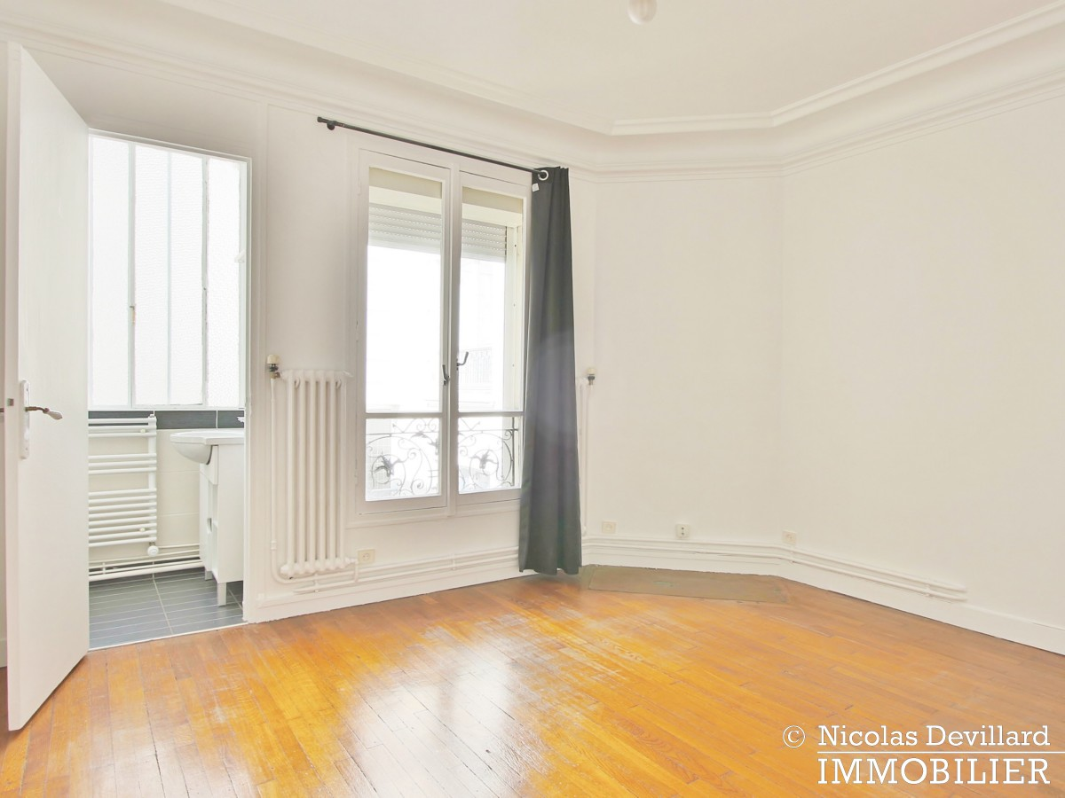 KléberVictor Hugo – Classique parisien familial en étage élevé – 75116 Paris (15)
