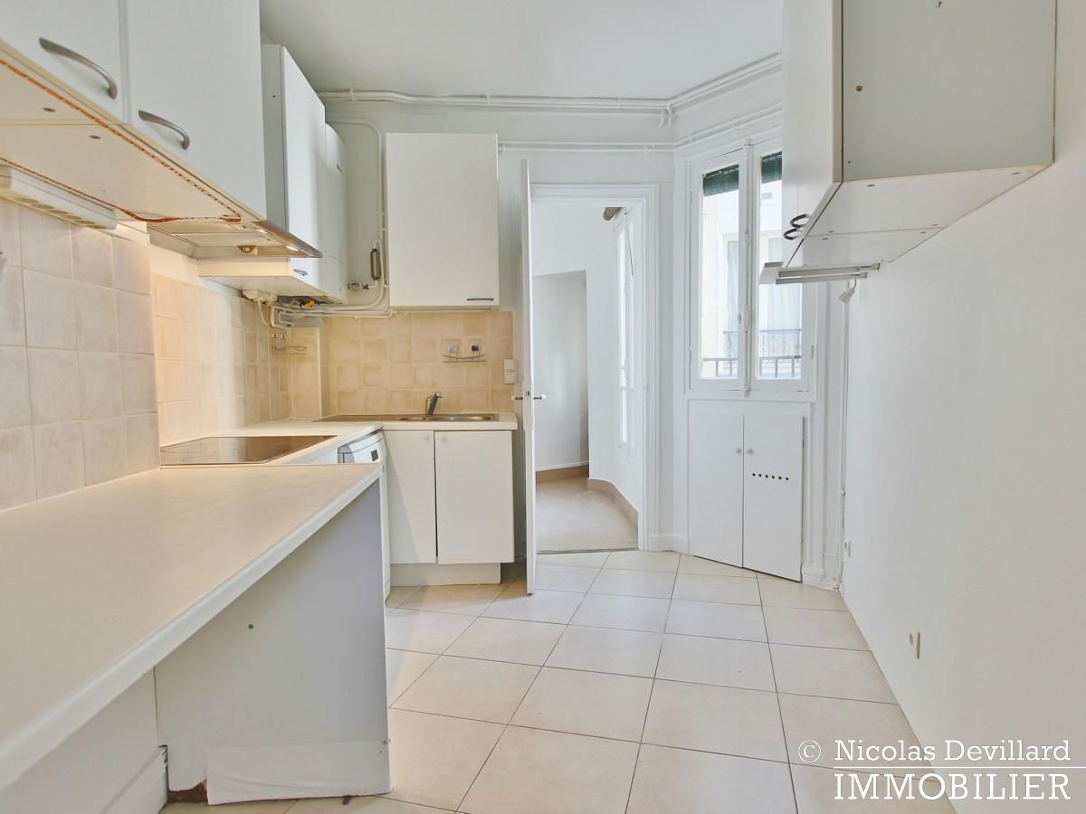 KléberVictor Hugo – Classique parisien familial en étage élevé – 75116 Paris (17)