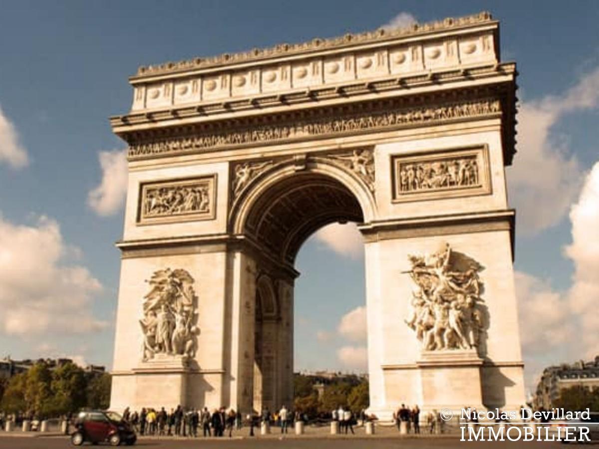 KléberVictor Hugo – Classique parisien familial en étage élevé – 75116 Paris (3)