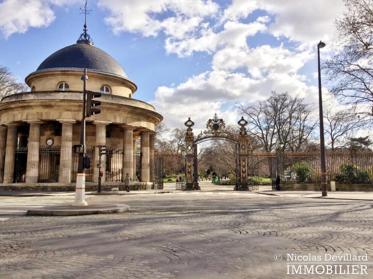 MonceauMalesherbes – Bel haussmannien bien distribué et plein sud 75017 Paris (12)