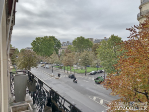 MonceauMalesherbes – Bel haussmannien bien distribué et plein sud 75017 Paris (2)