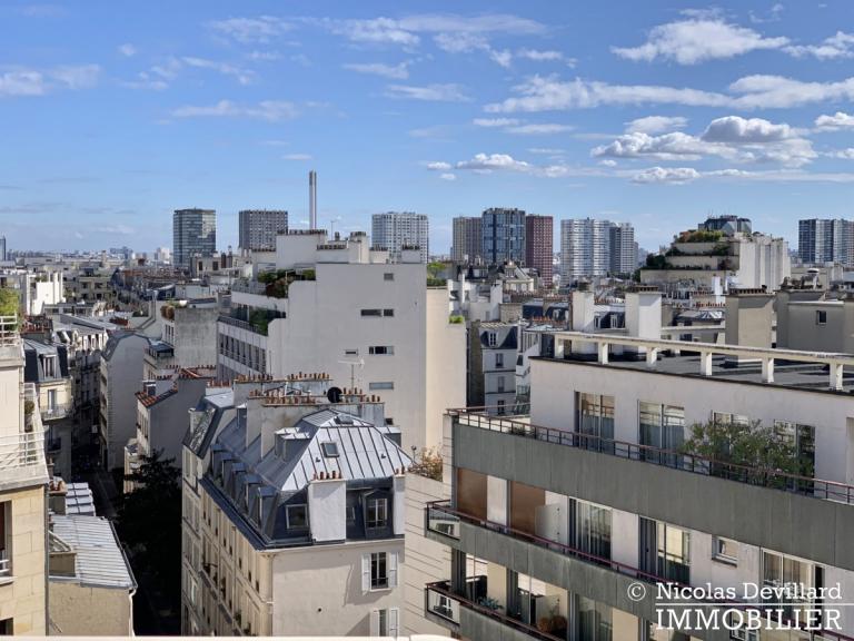 PassyTrocadéro – Etage élevé, soleil, vue et terrasses – 75116 Paris (1)