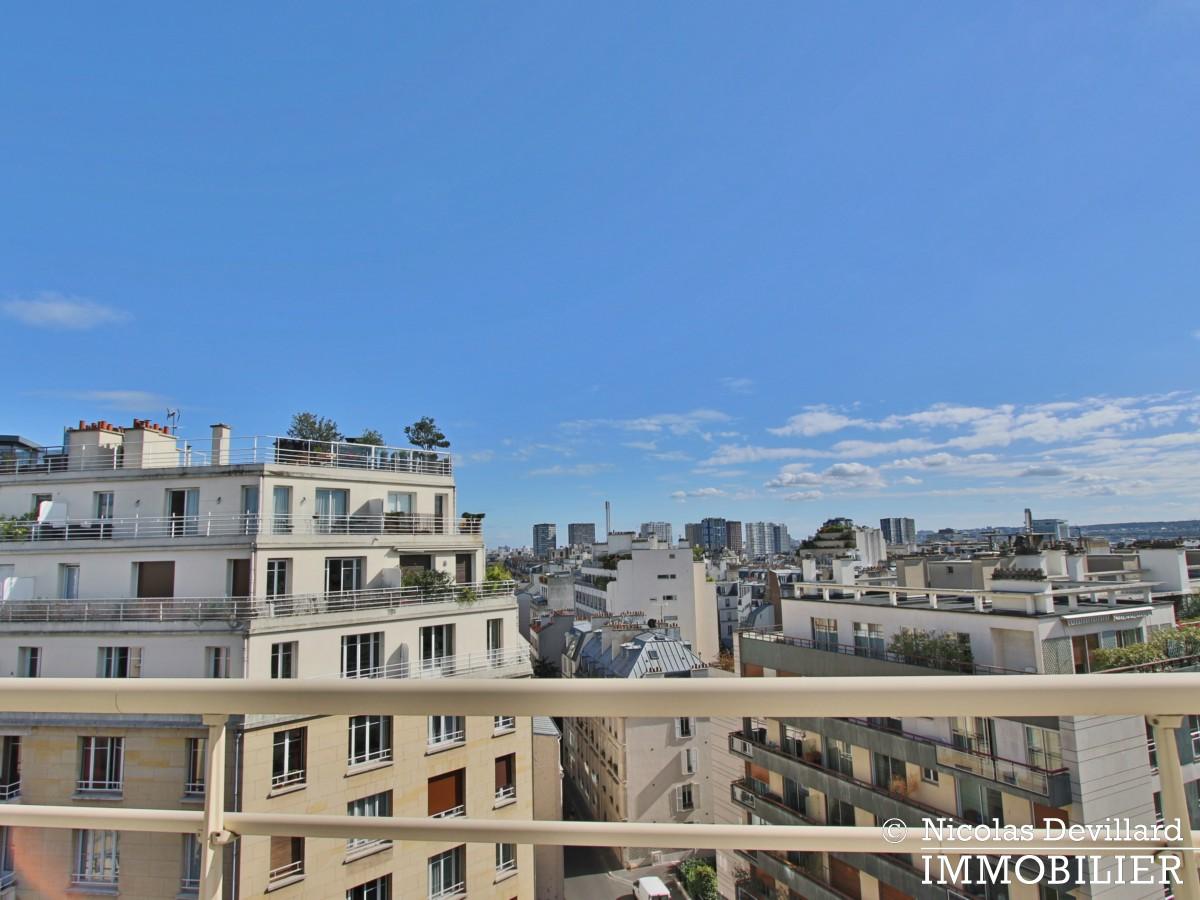 PassyTrocadéro – Etage élevé, soleil, vue et terrasses – 75116 Paris (10)