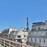 PassyTrocadéro – Etage élevé, soleil, vue et terrasses – 75116 Paris (12)