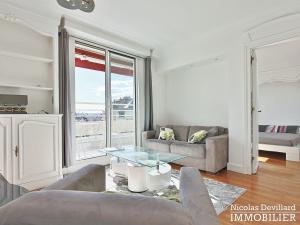 PassyTrocadéro – Etage élevé, soleil, vue et terrasses – 75116 Paris (16)