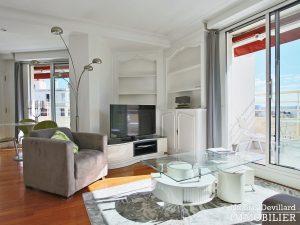 PassyTrocadéro – Etage élevé, soleil, vue et terrasses – 75116 Paris (17)