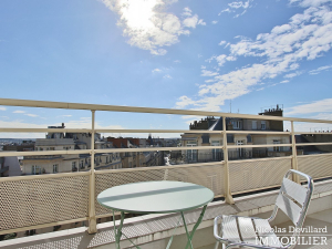 PassyTrocadéro – Etage élevé, soleil, vue et terrasses – 75116 Paris (21)