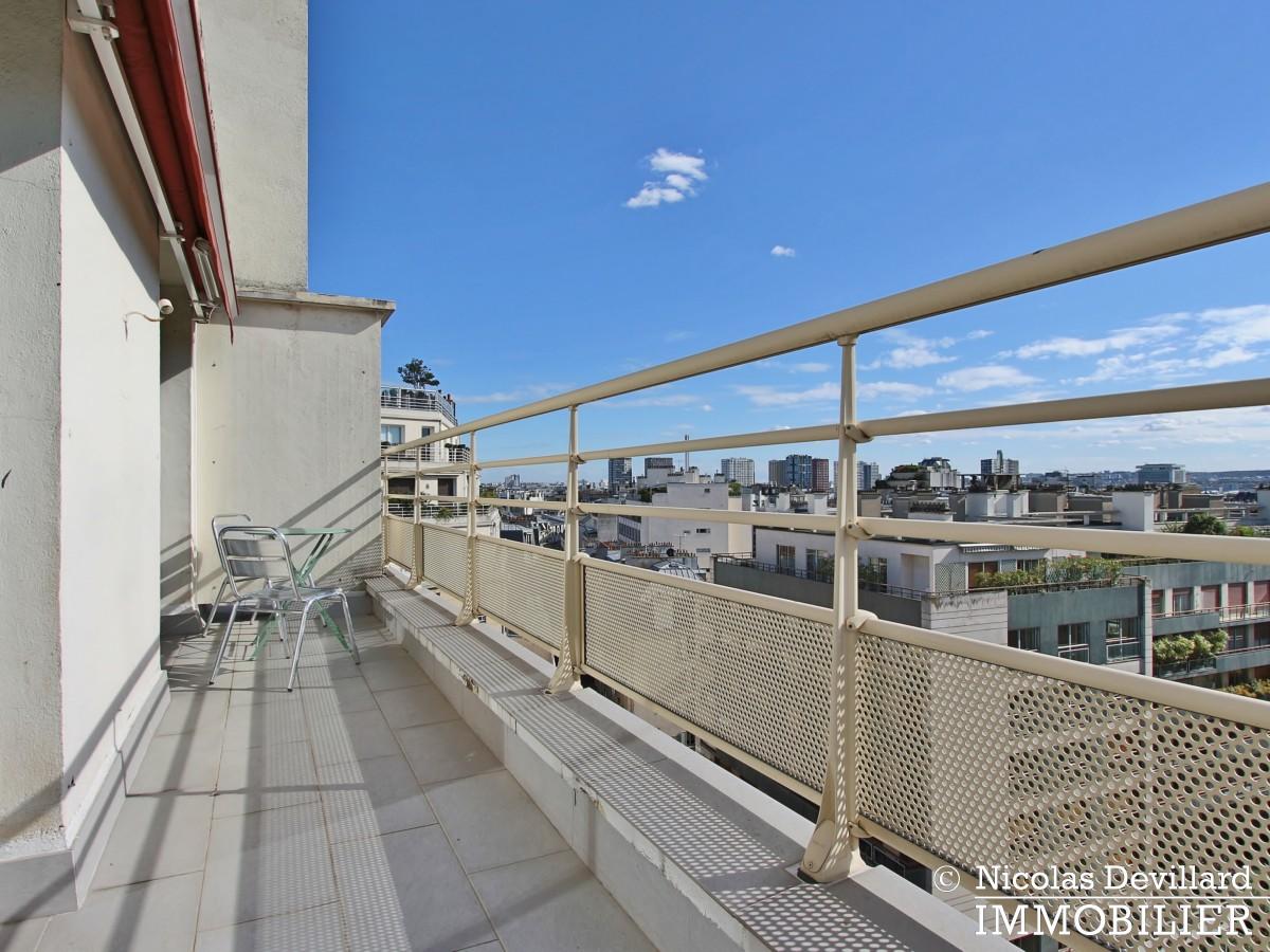 PassyTrocadéro – Etage élevé, soleil, vue et terrasses – 75116 Paris (22)