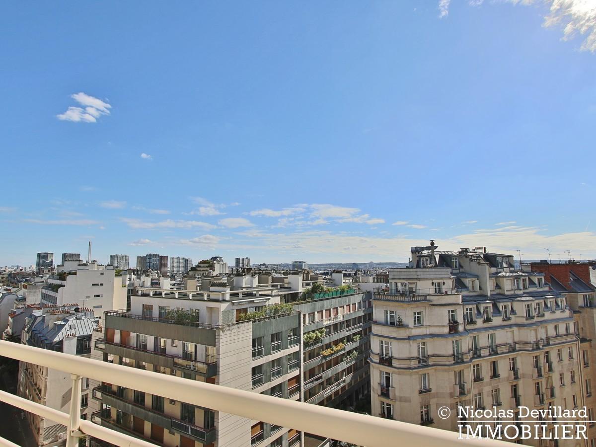 PassyTrocadéro – Etage élevé, soleil, vue et terrasses – 75116 Paris (23)