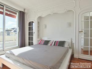 PassyTrocadéro – Etage élevé, soleil, vue et terrasses – 75116 Paris (26)